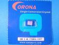 Corona 受信機用 40M帯マイクロクリスタル