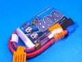 Dualsky 35-70C放電 7.4V800mAh XP08002EX 青