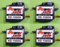 Power-HD 6.0g HD-1600A 4個