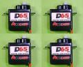 Power-HD 6.5g HD-D65HB デジタル 4個