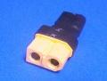 ROBIN XT60メス=XT30オス 変換コネクター