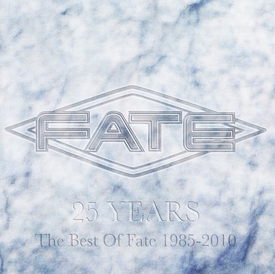 FATE (Denmark) / 25 Years - The Best Of Fate 1985-2010