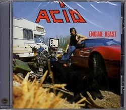 ACID (Belgium) / Engine Beast + 6 (2015 reissue)