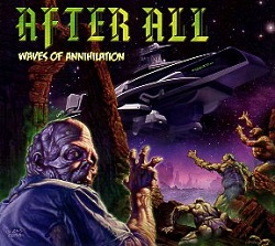 AFTER ALL (Belgium) / Waves Of Annihilation (Limited digipak edition)