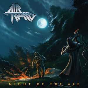 AIR RAID (Sweden) / Night Of The Axe