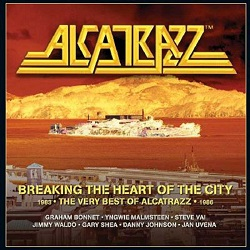 ALCATRAZZ (US) / Breaking The Heart Of The City: The Very Best Of Alcatrazz 1983-1986 (3CD box set)