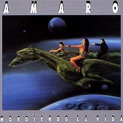 AMARO (Spain) / Mordiendo La Vida + Bajo Presion (2CD set)