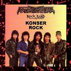 ANDROMEDHA (Indonesia) / Konser Rock + 6