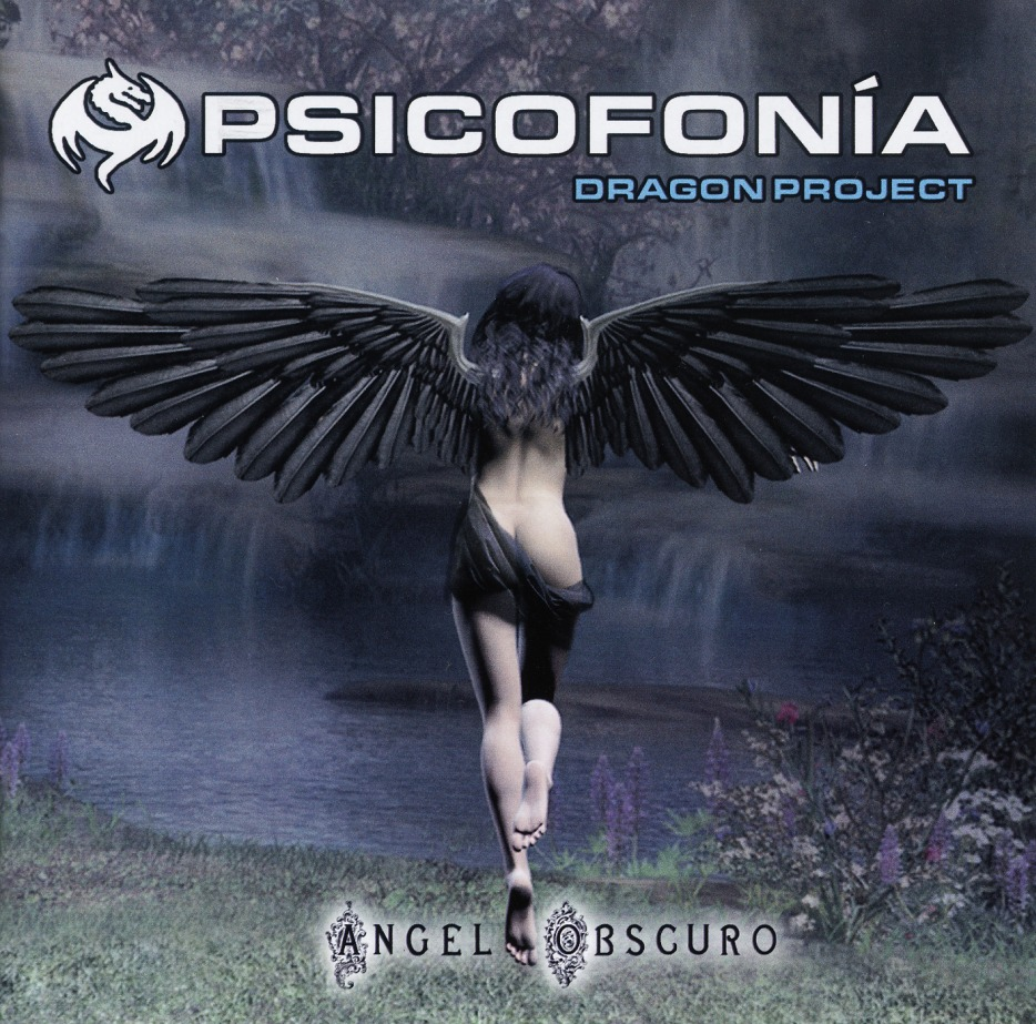 PSICOFONIA DRAGON PROJECT (Mexico) / Angel Obscuro