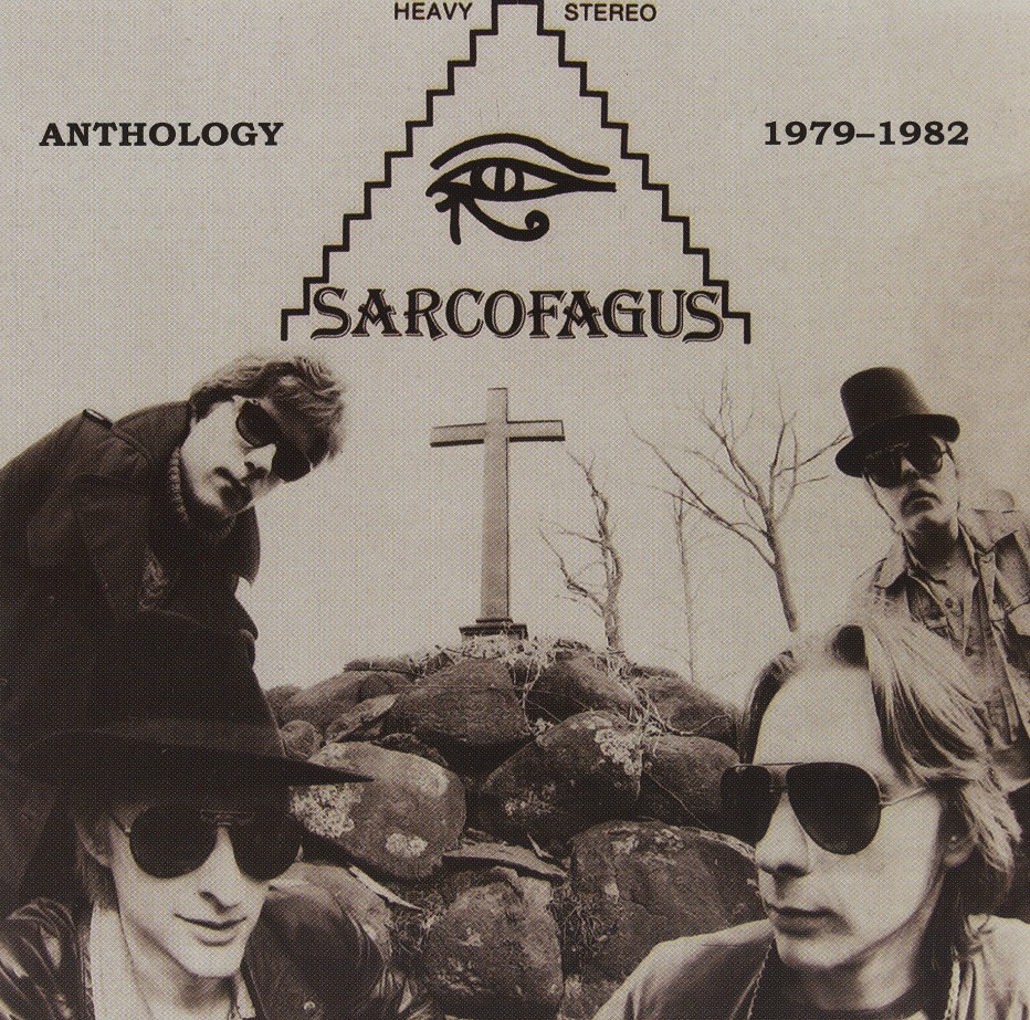 SARCOFAGUS (Finland) / Anthology 1979-1982 (2CD)