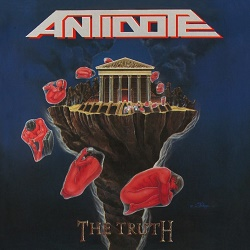 ANTIDOTE (Finland) / The Truth + Demos (2CD)