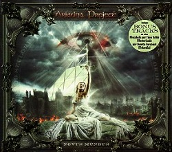 ARIADNA PROJECT (Argentina) / Novus Mundus + 2 (Mexico edition with slipcase)