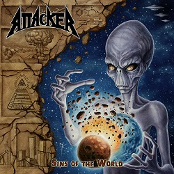 ATTACKER (US) / Sins Of The World