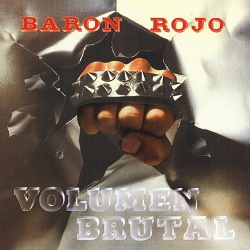 BARON ROJO (Spain) / Volumen Brutal + 9