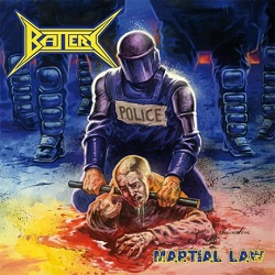 BATTERY (Denmark) / Martial Law