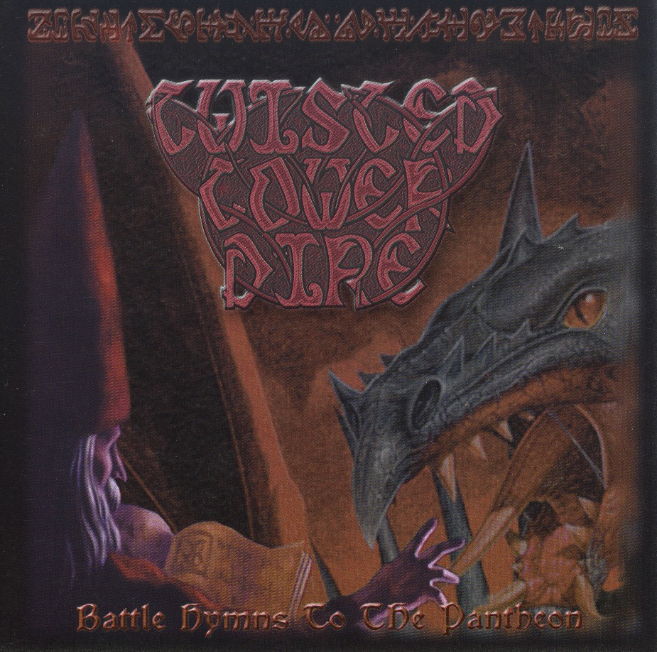 TWISTED TOWER DIRE (US) / Battle Hymns To The Pantheon