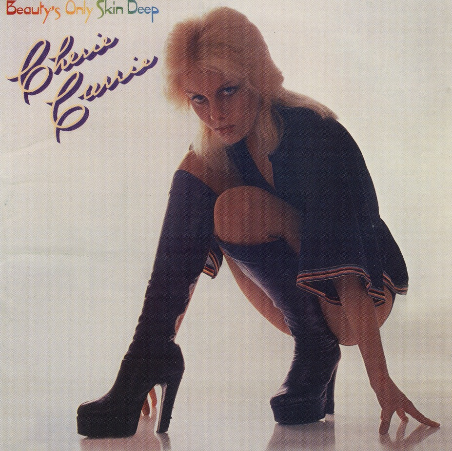 CHERIE CURRIE (US) / Beauty's Only Skin Deep