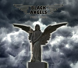 BLACK ANGELS (Switzerland) / 1981 - 2009 (4CD Box)