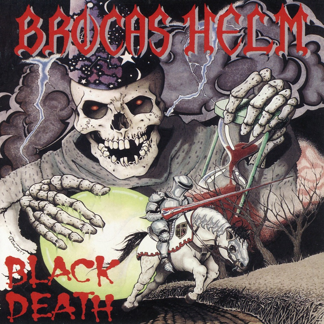 BROCAS HELM (US) / Black Death