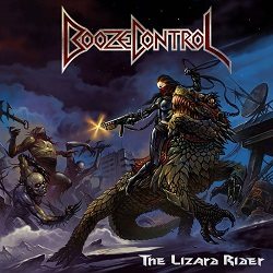 BOOZE CONTROL (Germany) / The Lizard Rider