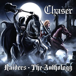 CHASER (UK) / Raiders - The Anthology