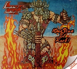 CRAZY LAZY (Mexico) / Que Viva El Rock! (2013 reissue)