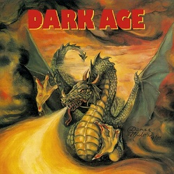 DARK AGE (US/California) / Dark Age + 1 (2017 reissue)