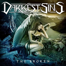 DARKEST SINS (Norway) / The Broken