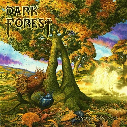 DARK FOREST (UK) / Beyond The Veil