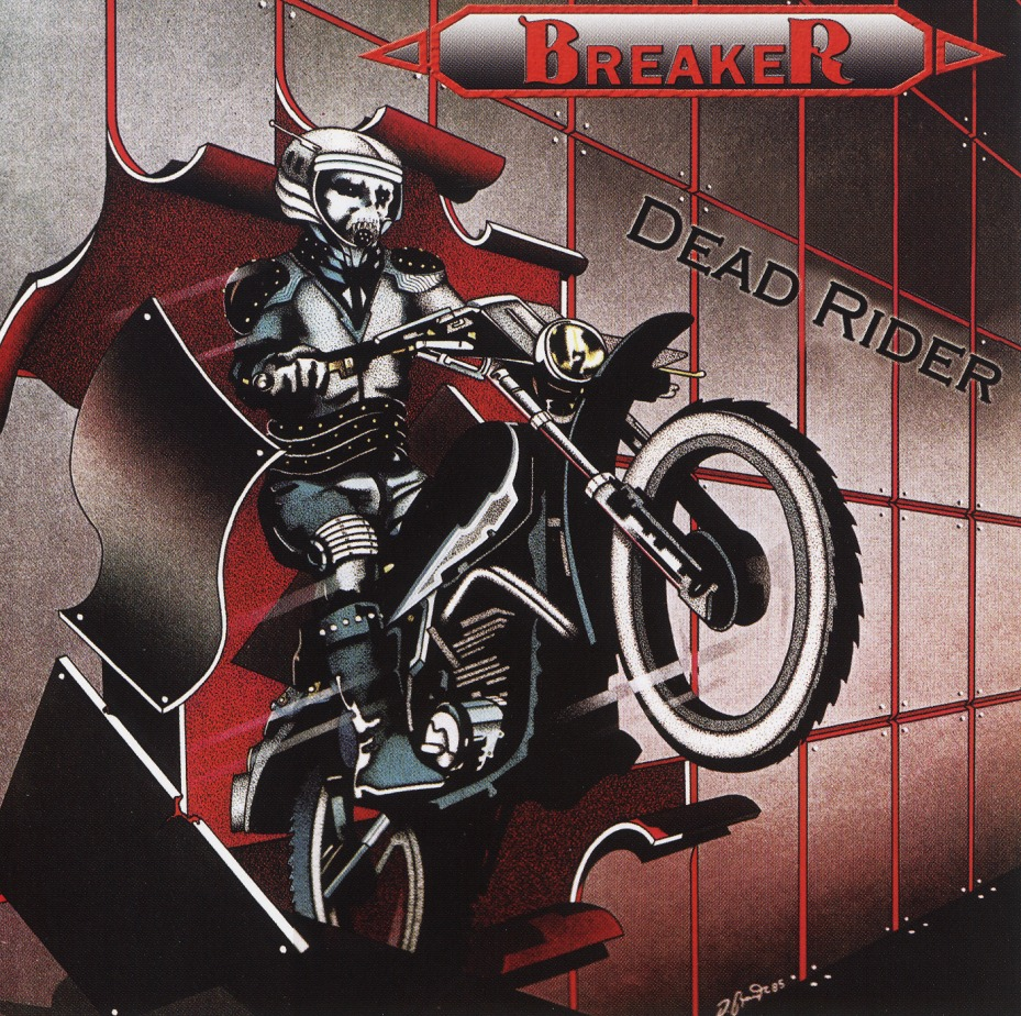 BREAKER (Germany) / Dead Rider