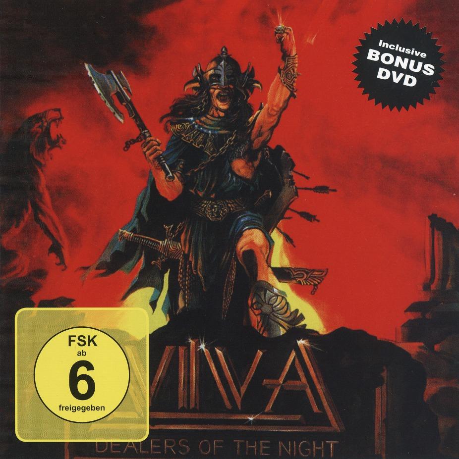 VIVA (Germany) / Dealers Of The Night (CD+DVD)