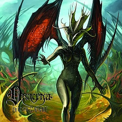 DRACENA (Sweden) / Cursed To The Night