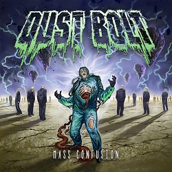 DUST BOLT (Germany) / Mass Confusion