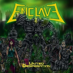 ENCLAVE (Austria) / United Desperation