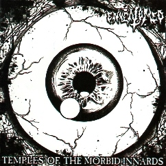 ENVENOMED (Mexico) / Temples Of The Morbid Innards + 4