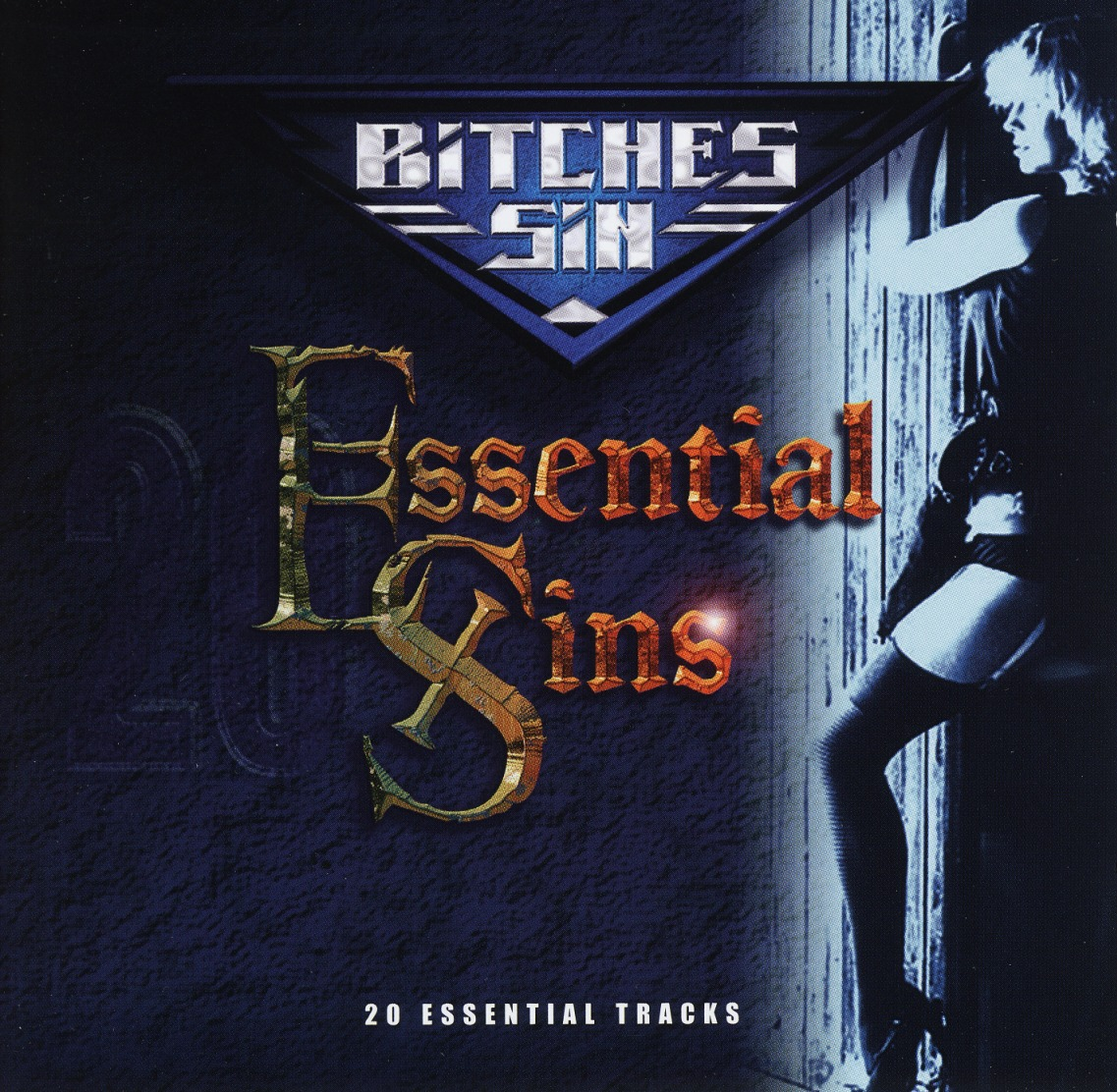BITCHES SIN (UK) / Essential Sins (サイン入り!)