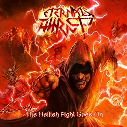 ETERNAL THIRST (Chile) / The Hellish Fight Goes On + 1