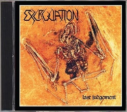 EXCRUCIATION (Switzerland) / Last Judgement + 14