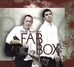 FAB BOX (Italy) / Music From The Fab Box (digipak edition)