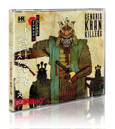 TOKYO BLADE (UK) / Genghis Khan Killers (2CD)