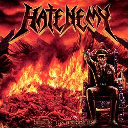 HATENEMY (Indonesia) / Reign In Terror