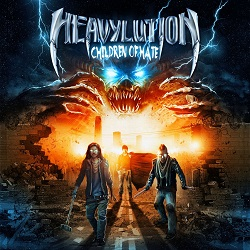 HEAVYLUTION (France) / Children Of Hate