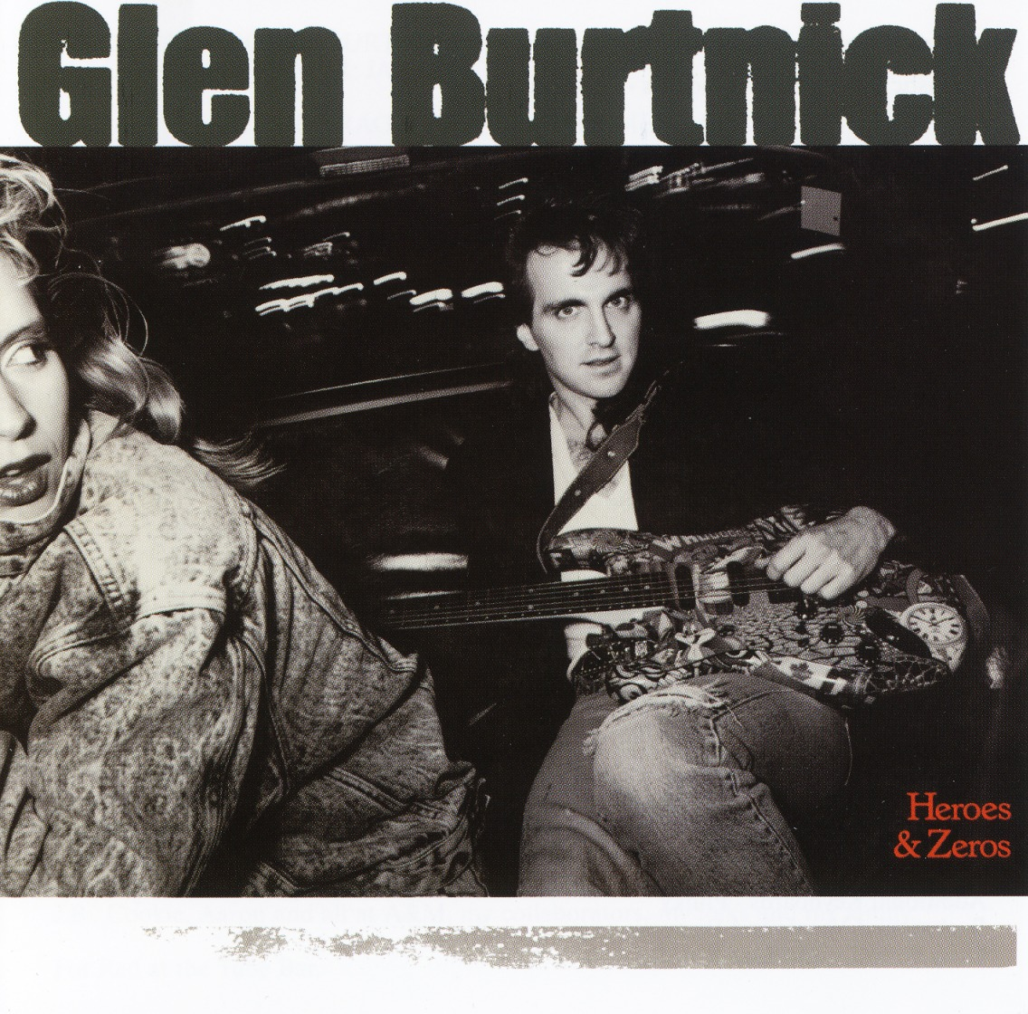Glen Burtnick Net Worth