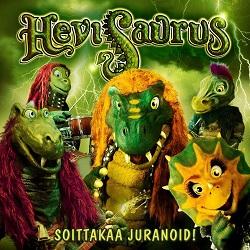 HEVISAURUS (Finland) / Soittakaa Juranoid! + 5