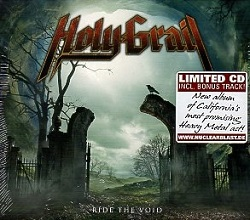 HOLY GRAIL (US) / Ride The Void + 1 (Limited edition)