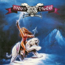 IVORY TIGER (US) / Metal Mountain + 9
