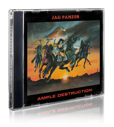 JAG PANZER (US) / Ample Destruction + 1