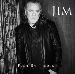 JIM JIDHED (Sweden) / Push On Through