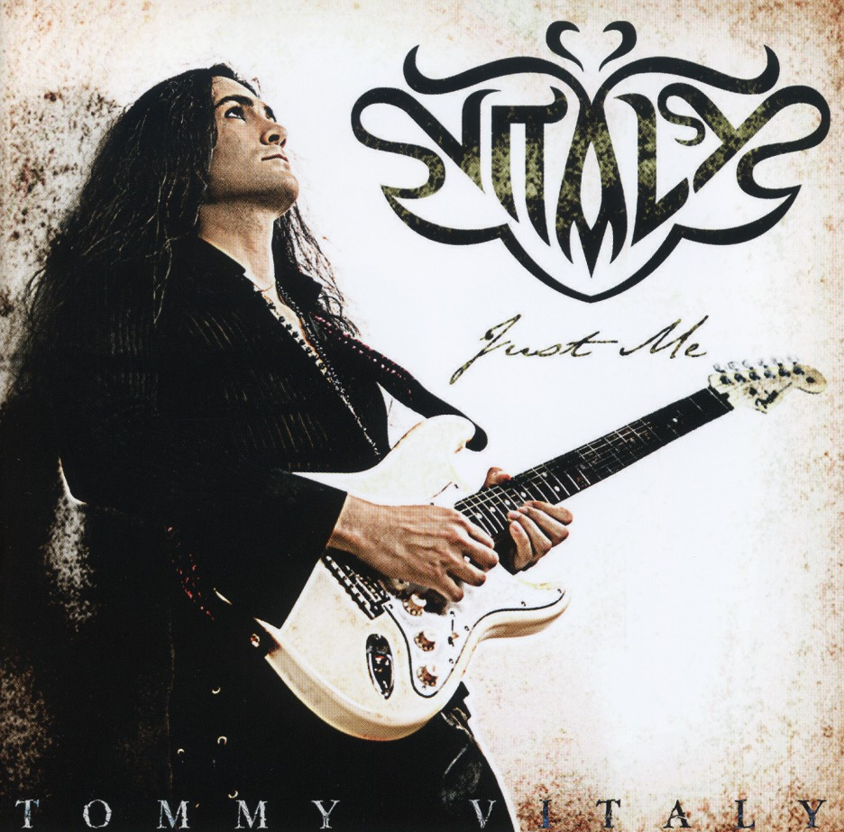 TOMMY VITALY (Italy) / Just Me