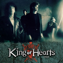 KING OF HEARTS (US) / 1989
